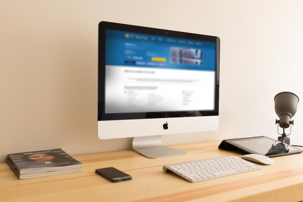 IT Services Website - Ιστοσελίδα για εταιρεία παροχής υπηρεσιών ΙΤ