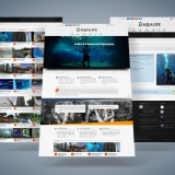 AQUALIFE - Aquatic Constructions Website