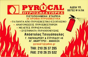 Pyrocal