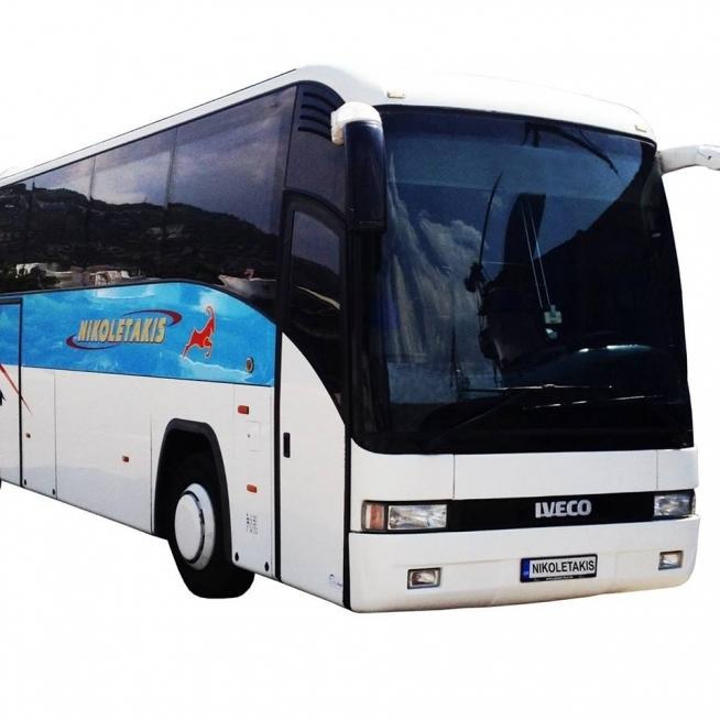 Νικολετάκης Tours